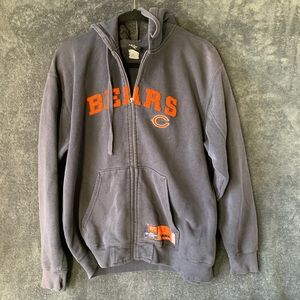 NFL brand vintage Chicago Bears hoodie